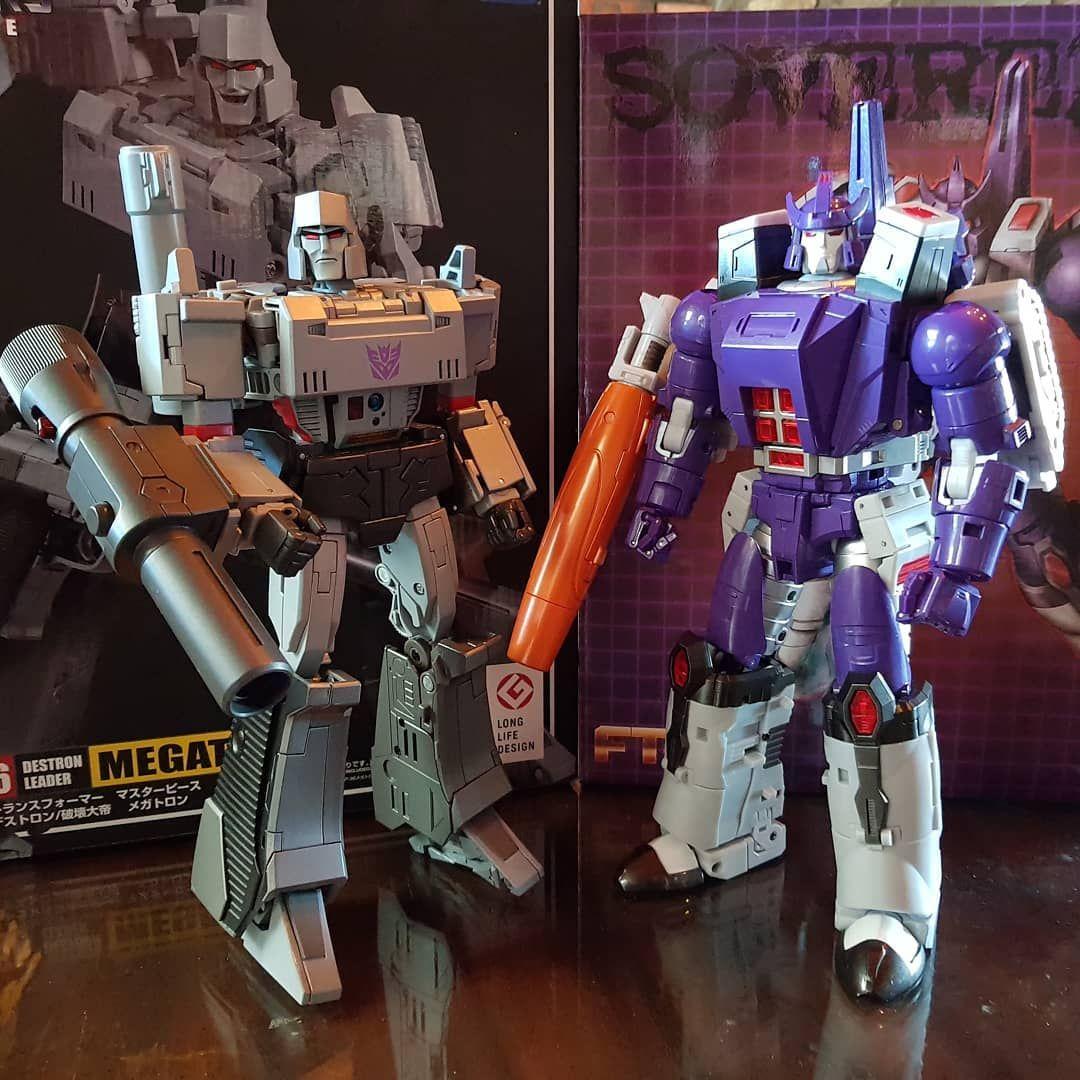 Transformers Masterpiece Megatron Part #2 Mp-5 Takara