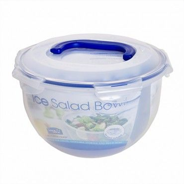 Want Your Salad To Stay Cool Try Lock Lock Salad Bowl With Cool Pack Locknlockplace Com Packing A Cooler Lock Lock Food Storage