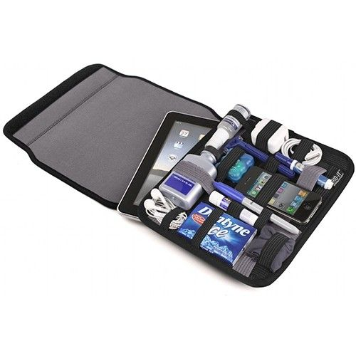 Cocoon Innovations GRID-IT! Organizer Wrap Case for 7-10 Inch Tablet - 3 Colors