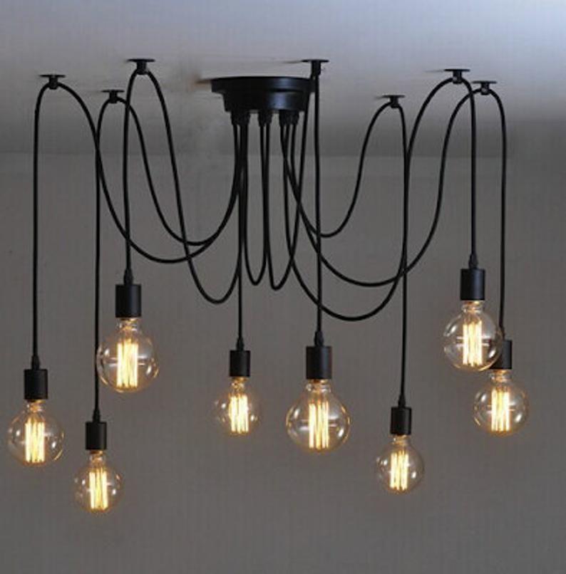 Customizable Chandelier 10 20 Arm Modern Ceiling Pendant Lamp