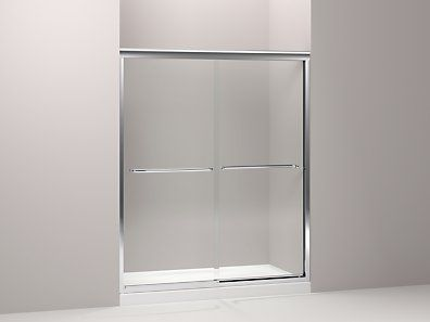 Kohler K 702206 L Shp Fluence Sliding Shower Door 70 5