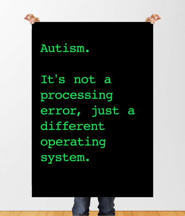 """autism spectrum disorder and the theories Autism spectrum disorder (asd) is a developmental disorder that affects communication and behavior although autism can be diagnosed at any age, it is said to be a """"developmental disorder"""" because symptoms generally appear in the first two years of life difficulty with communication and."""