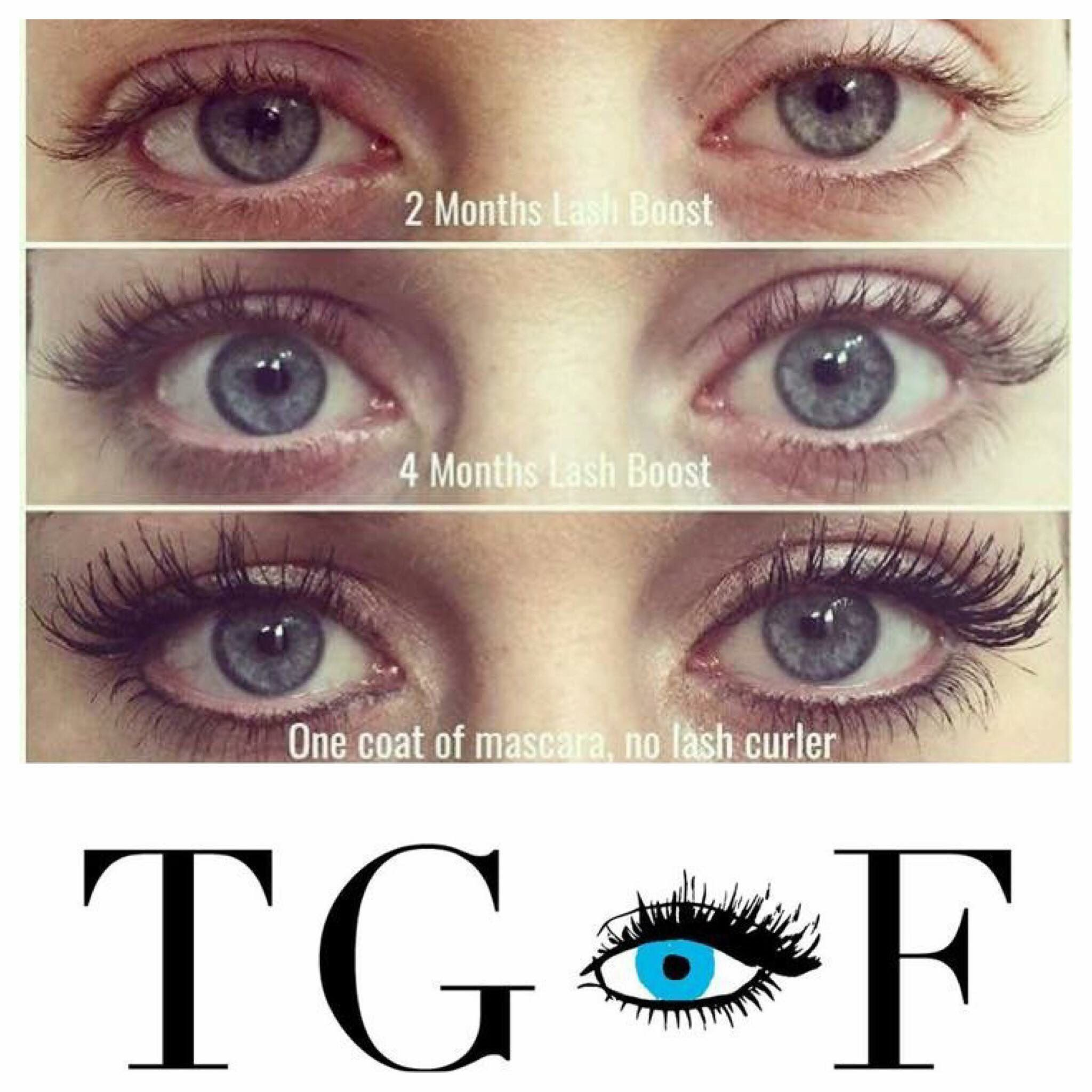 6b722da151b Lash Boost! Proof is in the pictures... PM me if you want to try it. 60 day  love it guarantee or your money back. Yes, that means you can try it and ...