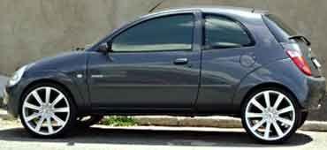 Resultado De Imagem Para Ford Ka Tunado Tunados Ford Carros