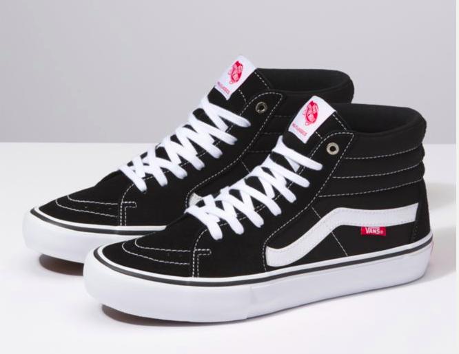 Vans shoes, Vans sk8 hi pro, Vans skate