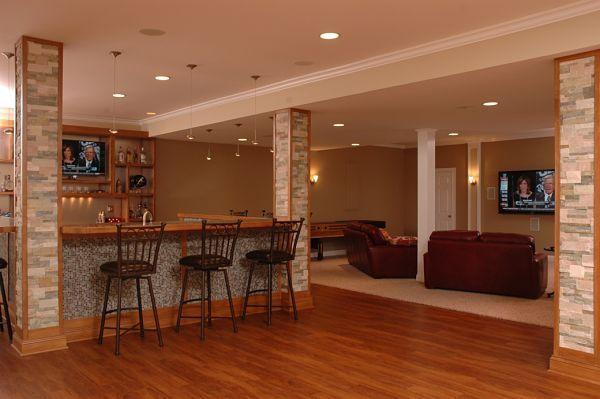 a 1000 images about basement updates on pinterest basements ceilings and ideas basement sports bar ideas basement sports bar ideas