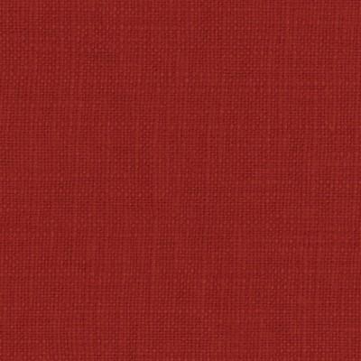 Skyline Arcadia Nailbutton Linen Headboard - California King - Skyline Furniture, Linen Red
