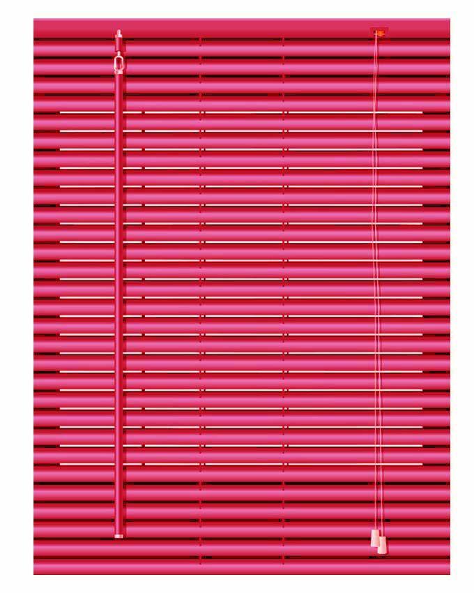 Aluminium Venetian Blinds Red Andrezion Window Blinds