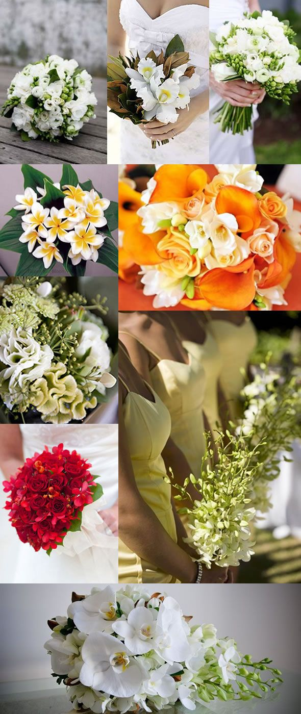 Beach Wedding Bouquets | Wedding Tips and Articles