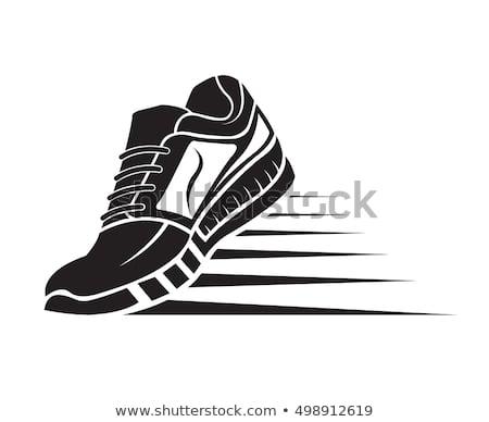 Speeding Running Sport Shoe Icon Running Sport Shoes Sport Shoes Sport Running