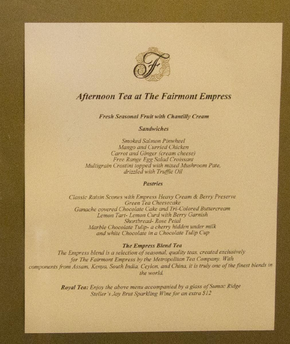 High tea menus and recipes - Empress Hotel Victoria Bc My Favorite Afternoon Tea Experience Where Is Yours Google