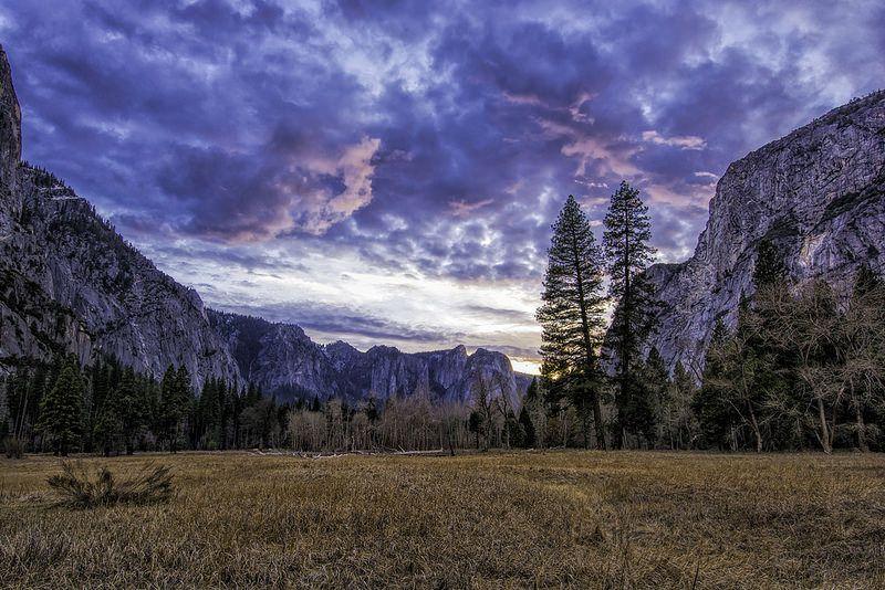Yosemite Valley,CA