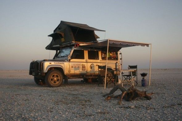 This Is The Coolest Vehicle Ever If You Like To Travel That Is Land Rover Land Rover Defender 110 Land Rover Defender
