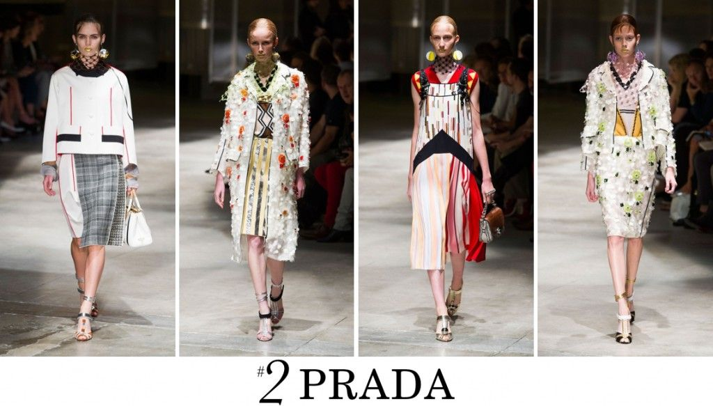 TOP 10 Fashion SHOWS FROM SPRING 2016 MILAN FASHION WEEK | The Impression