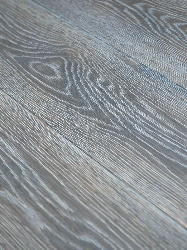 Hand Finished Rustic Oak Engineered Wood Flooring With Blue Grey Stain Uv Oil 190 X 15 1900mm See Our Website For Cur Prices