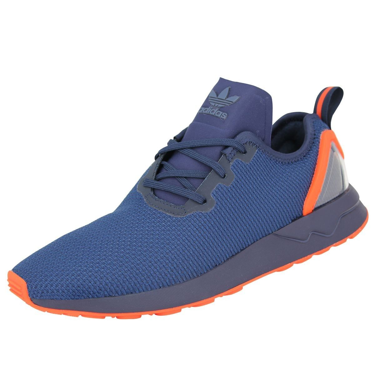 chaussure adidas zx flux homme bleu
