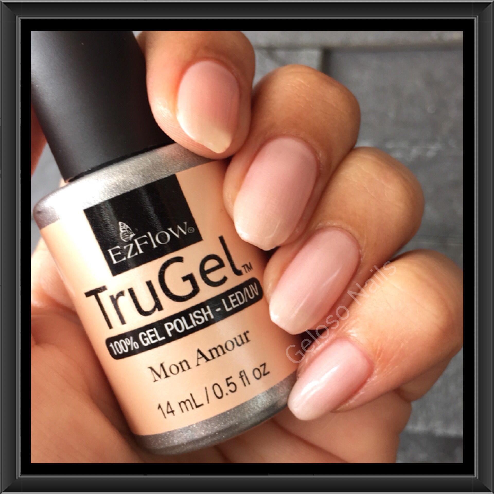 Trugel French Remix - Mon Amour   Nails   Pinterest