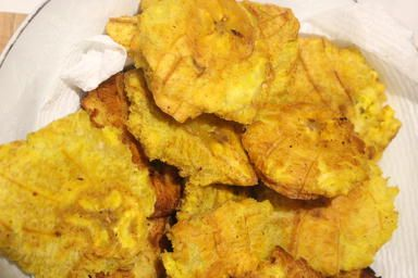 how to make haitian fried plantains
