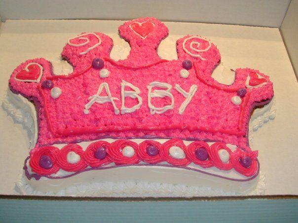 Homemade cake for my grandaughter