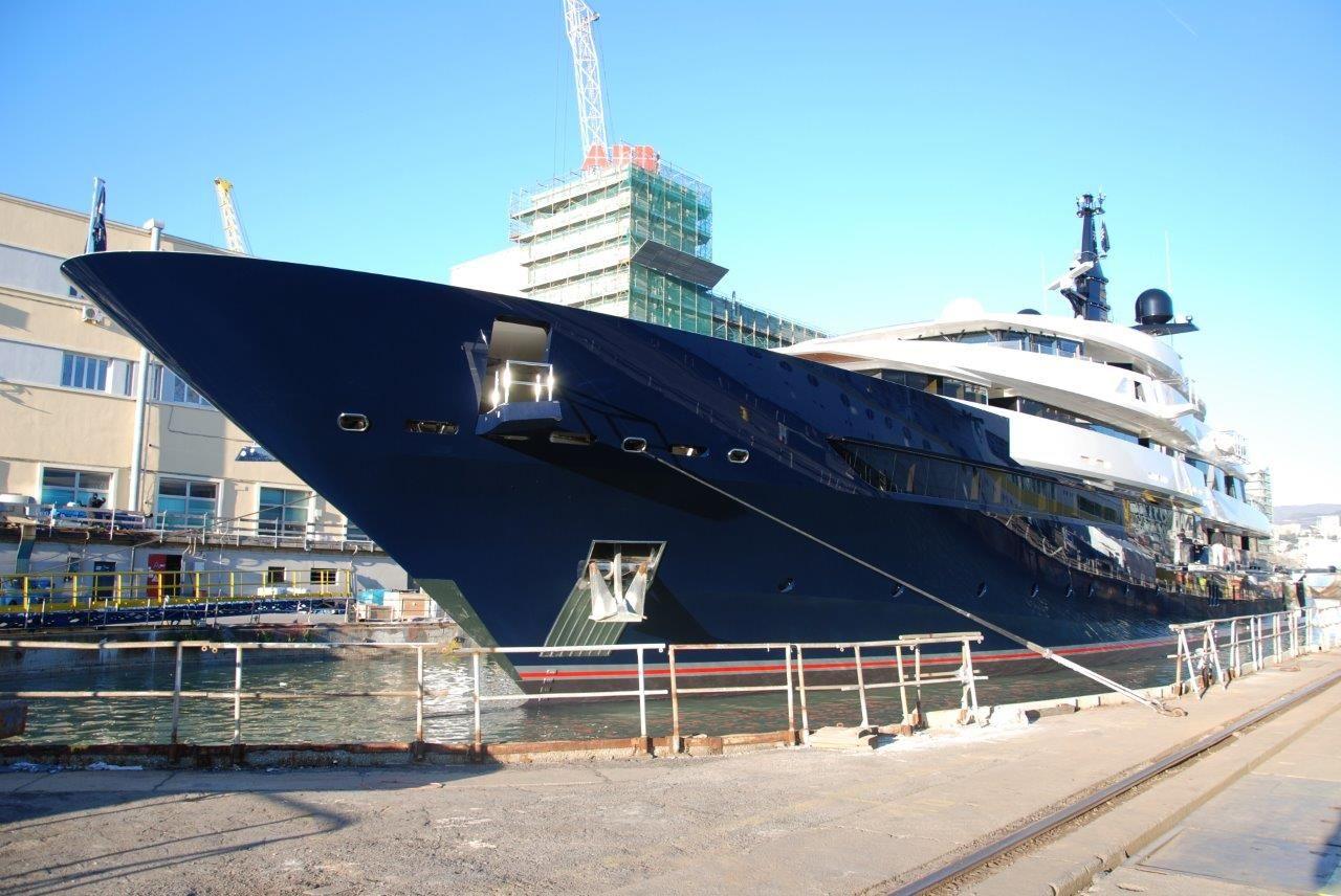 Seven Seas Yacht Yacht Forums Yacht Panto Ex Phantom Motor