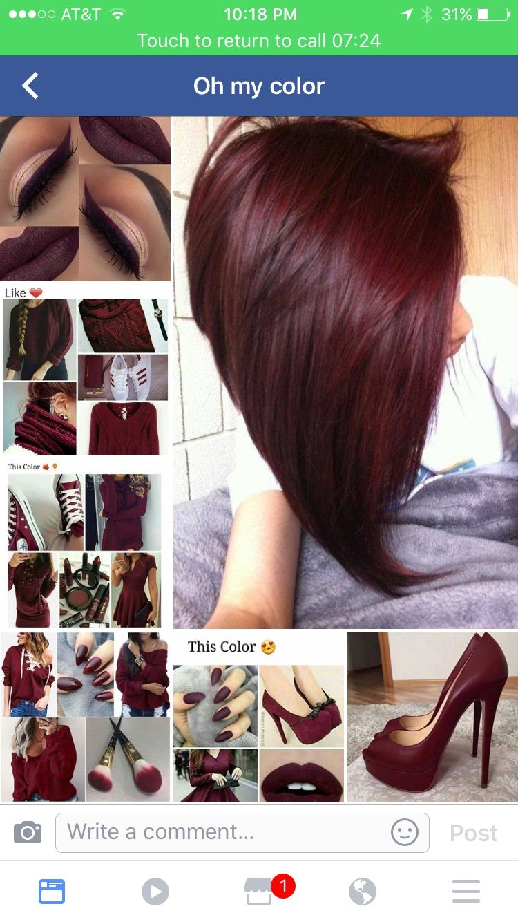 Hair Color image by Ariana Snyder Hair color, Oxford
