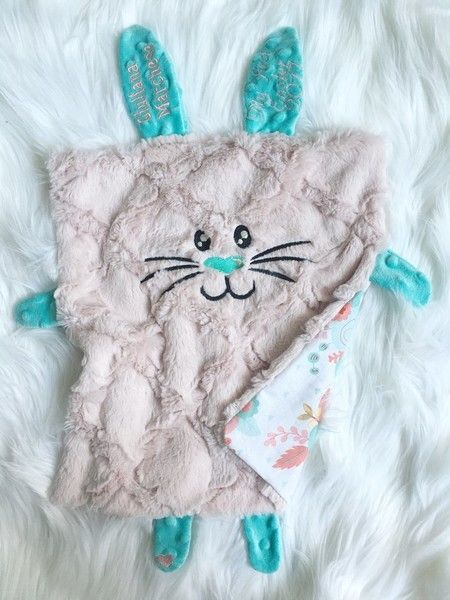 Make a bunny lovie pinterest easter crafts bunny and easter make a bunny lovie diy easter crafts for the whole family photos negle Gallery