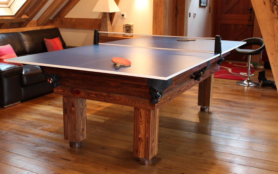 Table Tennis Tops For Pool Tables. | Luxury Pool Tables Ltd