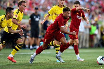 Liverpool Vs Sevilla 1 2 Highlights Goals Friendly 22 7 2219 Borussia Dortmund Soccer Highlights Dortmund