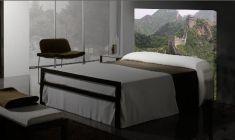 Tetes De Lit Retroeclaires Modele Mur De Le Chine Tetes De Lit