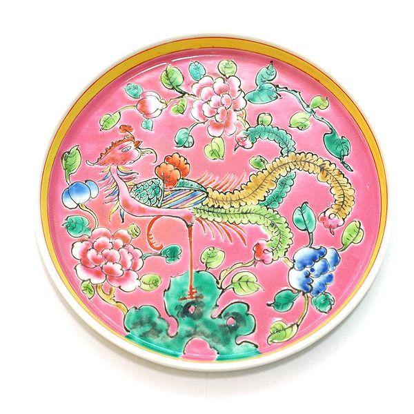 Straits Chinese Pottery Phoenix Pottery Chinese Pottery Ceramics