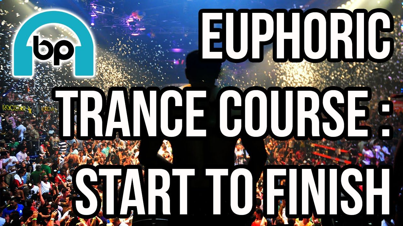 Cubase tutorial beginners how to make trance course overview.