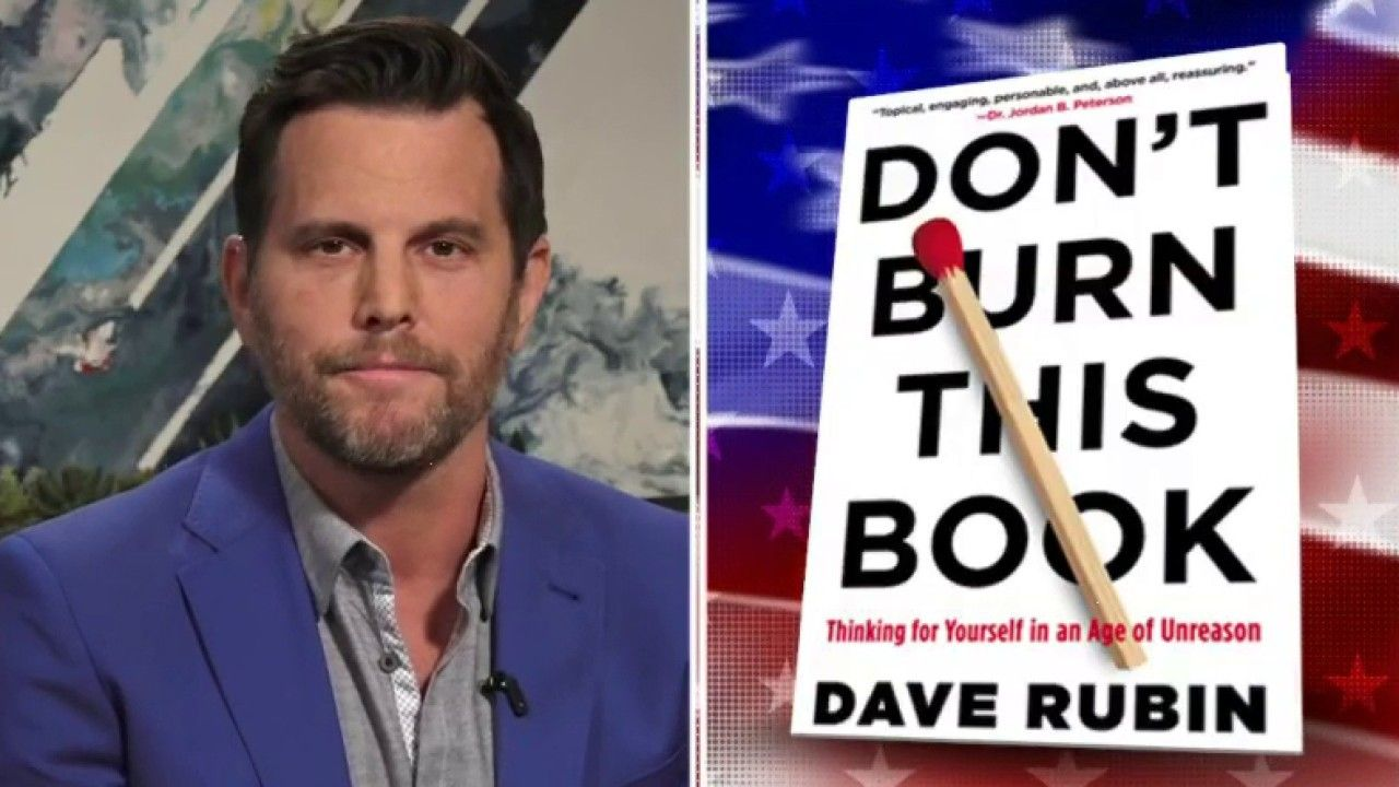 Dave Rubin on fake news media hypocrisy and why people