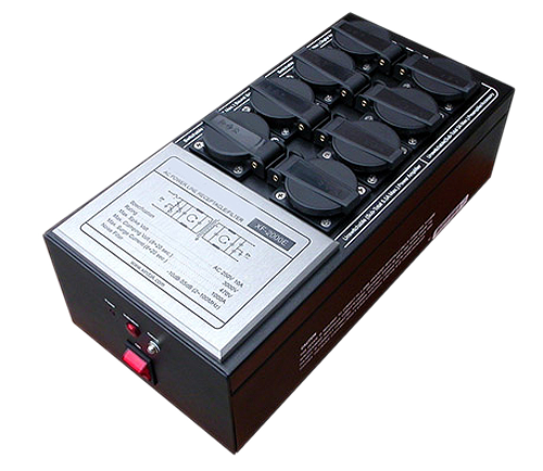 Audreal - XF-2000E Power Conditioner mit 200W Hochleistungstrafo und Multilevel-Bidirektional-Filter um 499.-€ unerreicht.