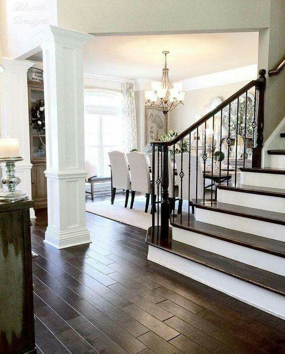 Staircase Design Ideas Remodels Photos: Pin By Lorie Spencer On Interiors