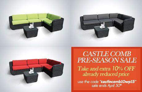 Patio Furniture Sale Toronto | WickerPark® Outdoor Patio ...