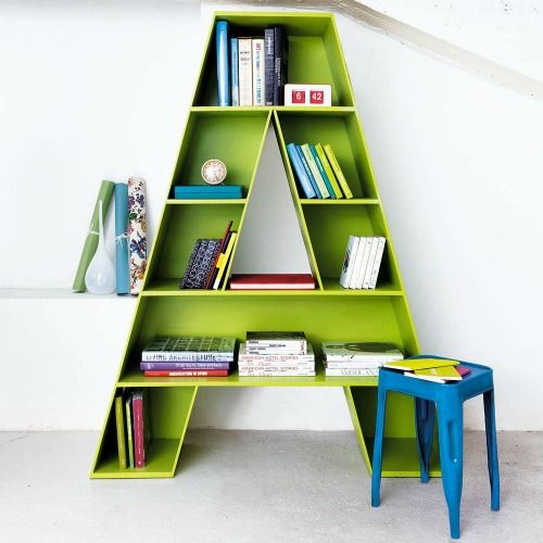 Scaffale Libreria Per Bambini Bookcase Children Bedroom
