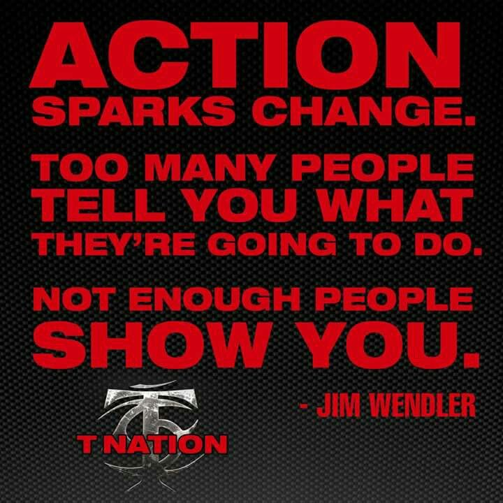 Less Talk More Action Lift Fitness Motivation Fitness Quotes