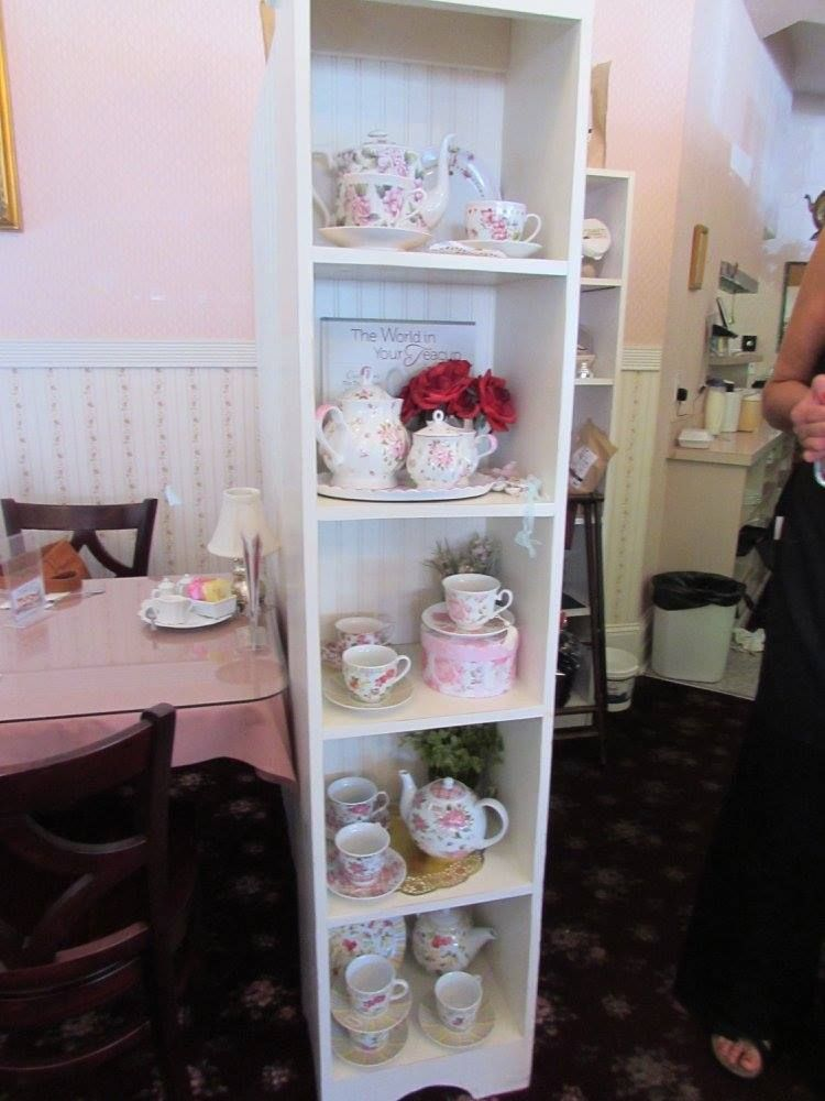 Debbie Macomber Tea Room