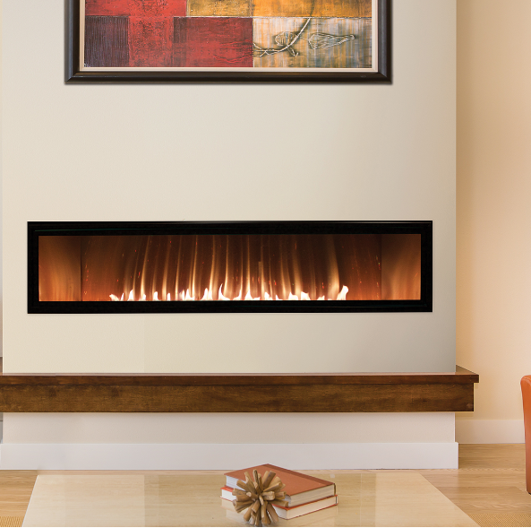 Empire Boulevard 60 Linear Vent Free Gas Fireplace Vflb60fp