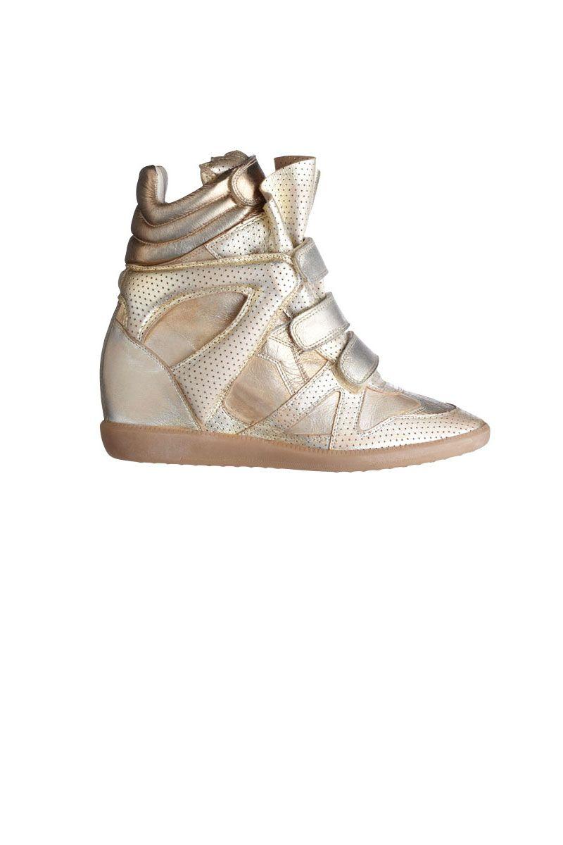 9f1b41ea86b2 Isabel Marant Bazil Sneaker
