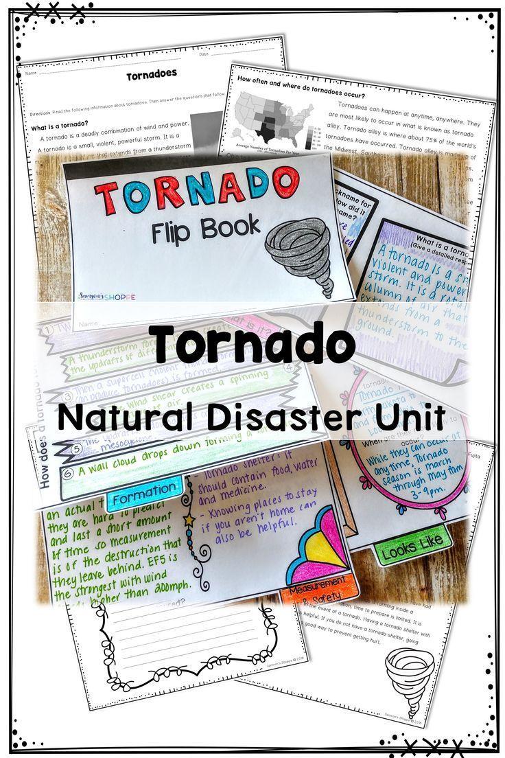 Tornado Natural Disaster Wild Weather Unit Natural