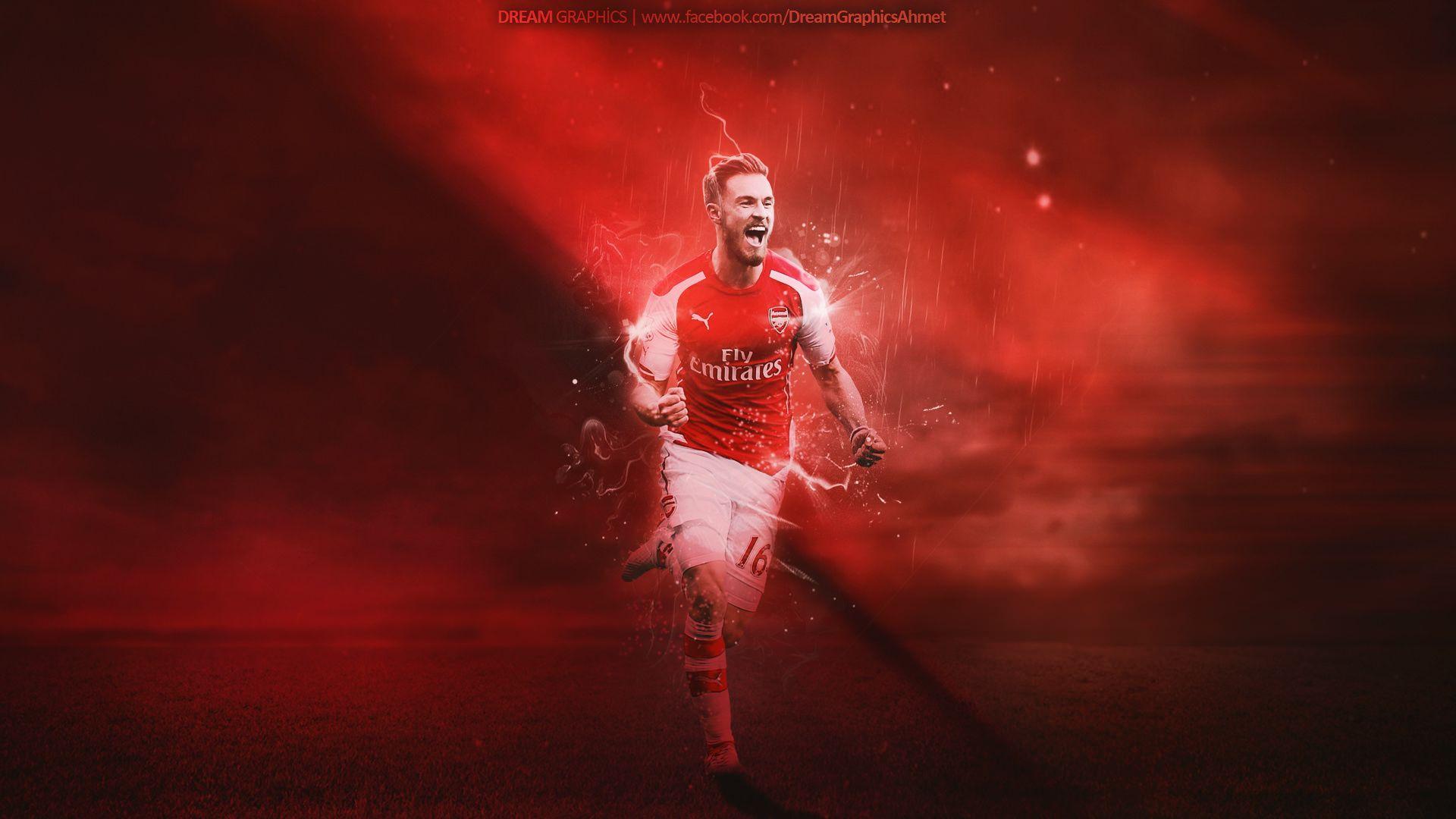 Aaron Ramsey Arsenal Wallpaper