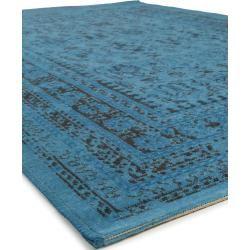 Photo of benuta Classic Teppich Antique Blau 80×150 cm – Vintage Teppich im Used-Look