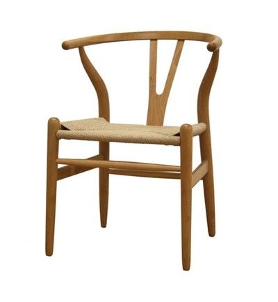 Wishbone Chair Wegner S Most Famous Chair Designed In 1949 Was Inspired By Danish Merchants Sitting In Min Wishbone Chair Black Wishbone Chair Wegner Chair