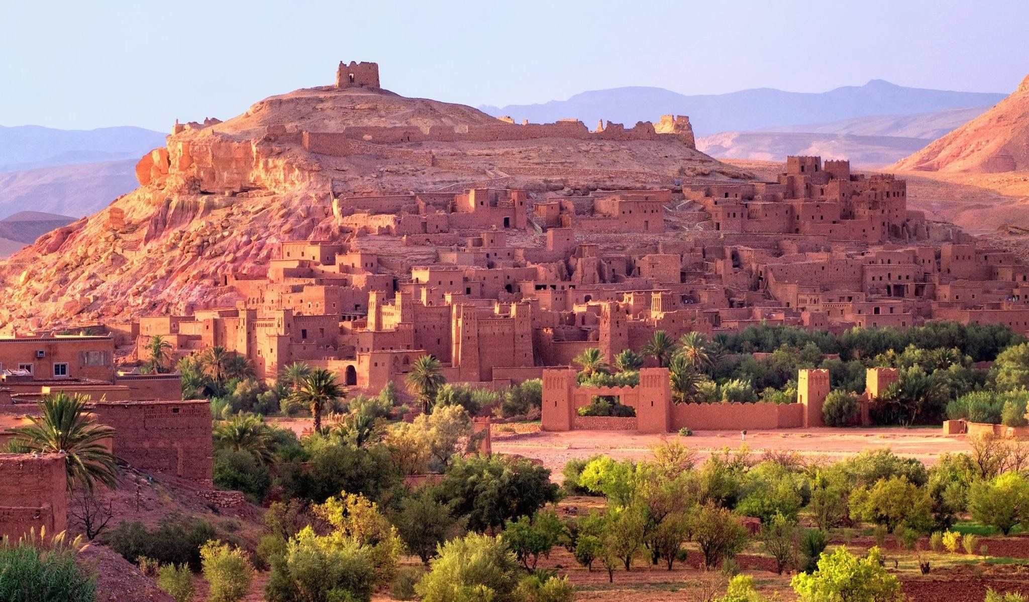 4-day Erg Chigaga Dunes Tour from Marrakech in Morocco