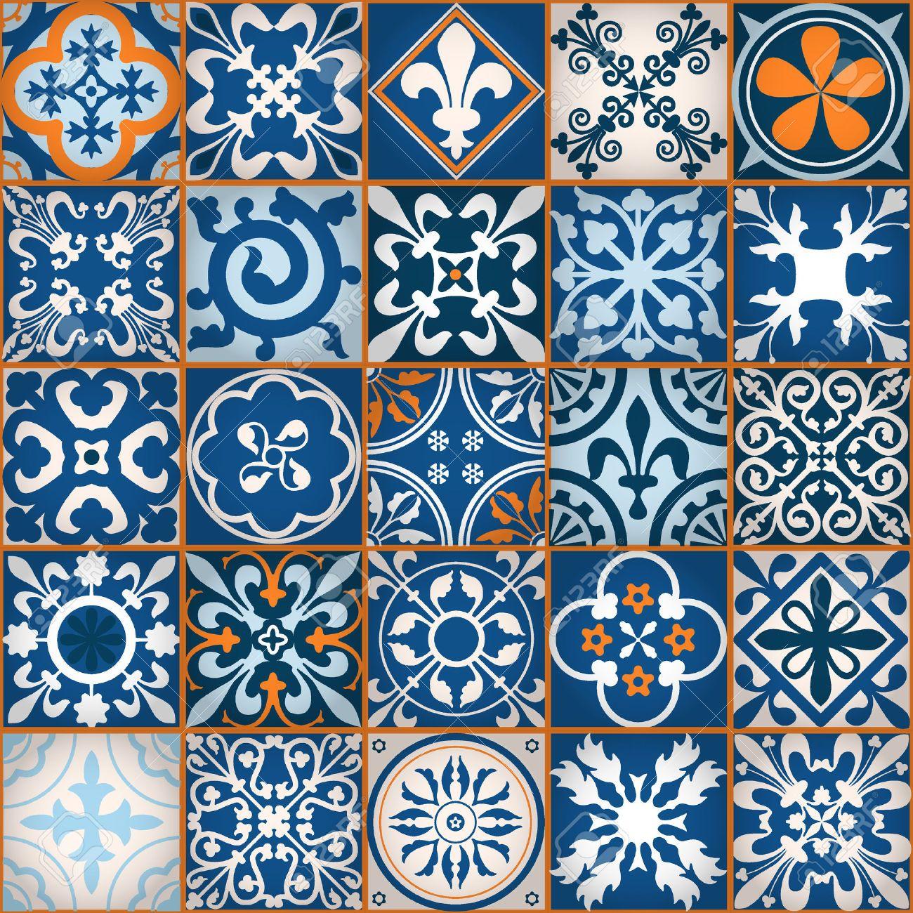 moroccan tile wallpaper tile design ideas