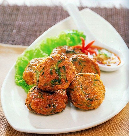 Recipes for fish cakes healthy