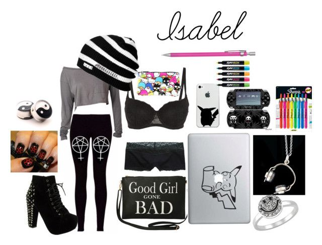 """""""Going to collage... -Isabel"""" by broken-beyond-repair on Polyvore"""