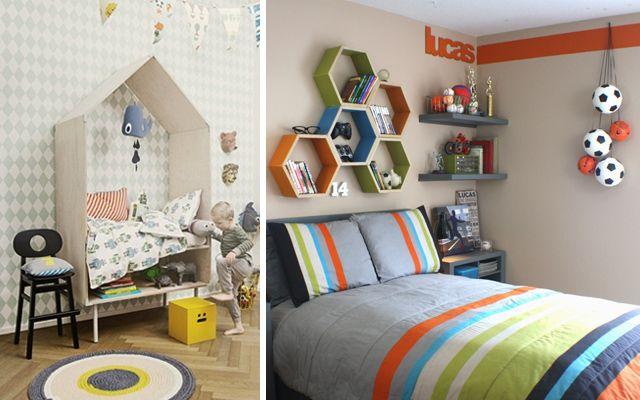 Cómo Decorar Habitaciones Infantiles Para Chicos