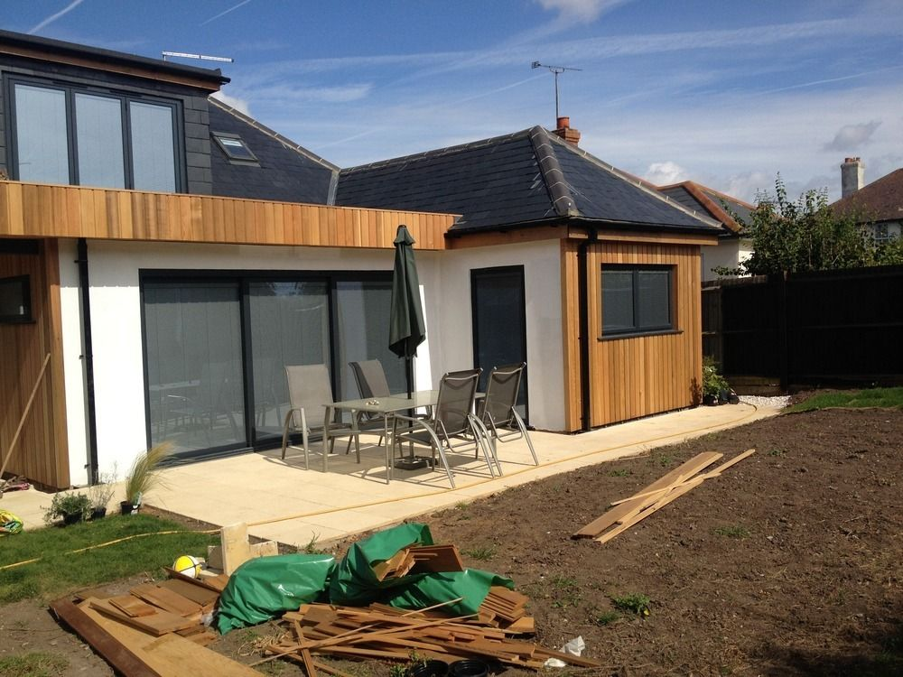 dover building property maintenance 100 feedback extension builder loft conversion specialist side extensionextension ideascedar cladding bungalow - Bungalow Conversion Ideas